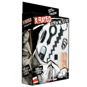 KIT X RATED SCREW ME SEX KIT