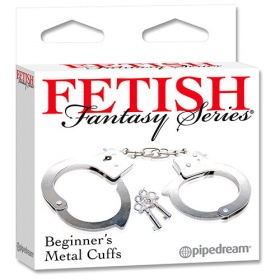 MANETTE FETISH METAL CUFFS