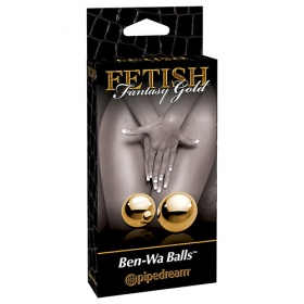 PALLINE VAGINALI FETISH FANTASY GOLD BEN-WA BALLS