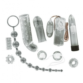 Bestseller - kit del piacere crystal diamond