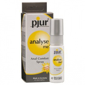 lubrificante anale  spray rilassante PJUR 20 ML
