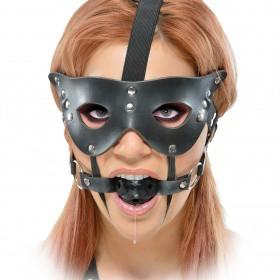 Masquerade Ball Gag Restraint