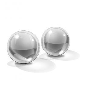 PALLINE ICICLES NO.42 MEDIUM GLASS BEN-WA BALLS